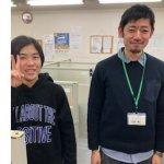 2020春 中学3年 前田里菜さん 仙波先生