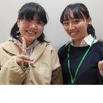 2020春 中学3年 小野﨑凜さん 吉田先生