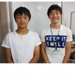 2019冬 中学2年 平井颯太さん 熊本先生