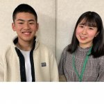 2020春 中学3年竹中涼さん 堤先生