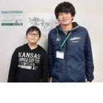 2020春 中学2年 佐藤友星さん 稲田先生