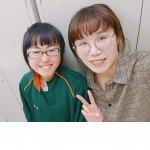 2020春 中学3年 午腸萌さん 平田先生