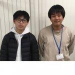 2020春 中学3年 岩下優斗さん 森脇先生