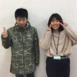 2020春 中学3年 谷本智さん 林先生