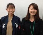 2020夏 中学3年 永本智奈さん 松本先生