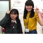 2020夏 高校2年 難波志帆さん 宮田先生