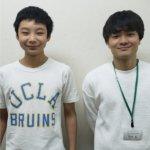 2020夏 中学3年 塚田樹さん 村田先生