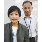 2020夏 小学6年 藤本碧空さん 瀬尾先生