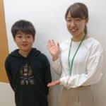 2020夏 中学2年 八子祥多さん 池乘先生