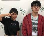 2020夏 中学3年 坂田心花さん 木下先生