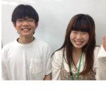 2020夏 中学3年 小林孝太朗さん 西川先生