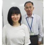 2020夏 高校2年 西村葉月さん 瀬尾先生