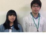 2020夏 中学2年 小阪世奈さん 中井先生