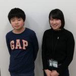2020夏 中学3年 水澤倖希さん 東海林先生