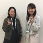 2020夏 中学3年 奥村彩桜さん吉田先生