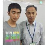 2020夏 高校2年 吉田雅さん 瀬尾先生
