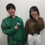 2020夏 中学2年 田上奏太さん 熊田先生