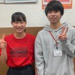 2020夏 中学3年三宅愛香さん河野先生