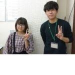 2020冬 中学2年 新井結友さん 鈴木先生