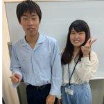 2020冬 高校3年 三宅慎太郎さん 吉末先生