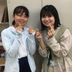 2020冬 中学3年 太田瑠美さん 角谷先生