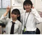 2020冬 高校2年 難波志帆さん 宮田先生