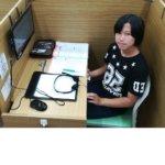 2020冬 中学3年 天野千尋さん オンライン授業