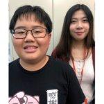 2020冬 中学2年 加藤裕さん 木村先生