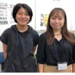 2020冬 中学3年 藤本彩音さん 宮前先生