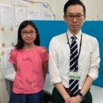 2020冬 小学5年 秋山綾香さん 畑先生