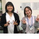 2020冬 中学3年 鳥羽向日葵さん 櫻井先生