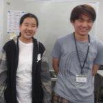 2020冬 中学3年(9年)久保蓮香さん 原田先生