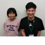 2020冬 小学6年 伊野冬羽子さん 秋山先生