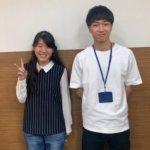 2020冬 中学3年 木村紗希里さん 小島先生