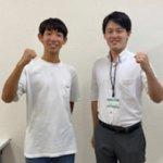 2020冬 中学2年 荒井研人さん 高柳先生