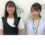 2020冬 中学3年 友田穂乃香さん 柴田先生