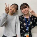 2020冬 中学3年 長船向日葵さん 大畑先生