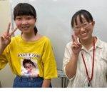 2020冬 中学3年 遠藤美桜さん 池本先生
