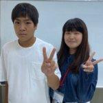 2020冬 中学3年 福岡大翔さん 吉末先生