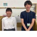 2020冬 中学3年 水野蒔依さん 加藤先生