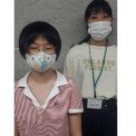 2020冬 中学2年 吉本絢音さん 松尾先生