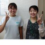 2020冬 中学3年 工藤涼楓さん 石黒先生