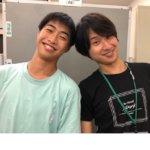2020冬 中学3年 田中友陽さん川口先生
