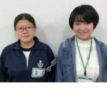 2020冬 中学2年 泉谷咲菜さん 寺島先生