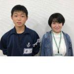2020冬 中学3年 田口皓太さん 寺島先生