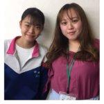 2020冬 中学3年 吉田莉理さん 太田先生