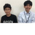 2020冬 中学1年 遠藤修也さん 菊池先生