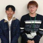 2021春 中学3年 伊達遥人さん 村岡先生