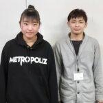 2021春 高校2年 阪上桃菜さん 本山先生