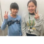 2021春 小学6年 樋口七稀さん 福井先生